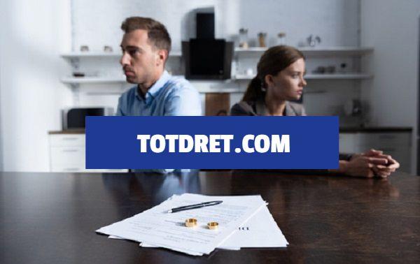 Modificación de medidas divorcio separación